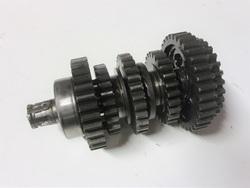 vetoaksila + rattaat - Honda XR80 ´86