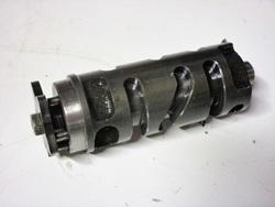 vaihderumpu - Honda XR80 ´86