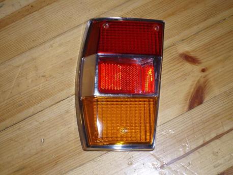 takalyhdyn lasi, oikea, Renault R6 ´69-76