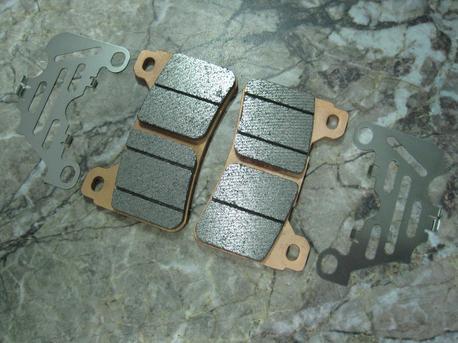 "jarrupalat etu - Honda ""original"" CBR600RR ´09-16, CBR1000RR ´06-15"