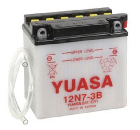 akku Yuasa 12N7-3B