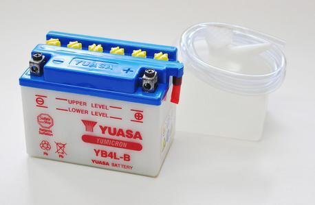 akku Yuasa - 12V 4aH YB4L-B