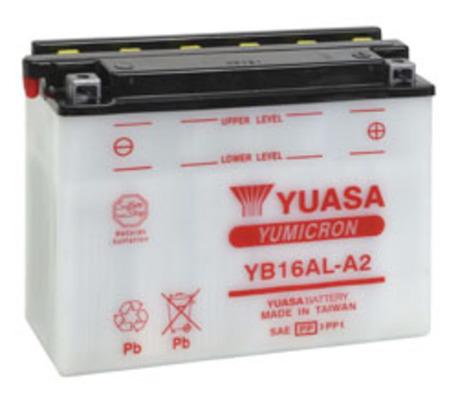 akku Yuasa YB16AL-A2