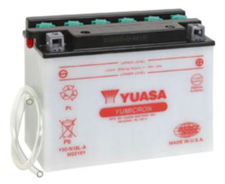 akku Yuasa Y50-N18L-A