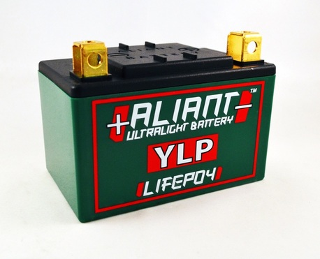 akku - Aliant Ultralight YLP - lithiumakku