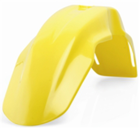 etulokasuoja - Suzuki RMZ250 ´2004-06 - keltainen