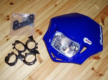 valomaski Polisport MMX, sininen