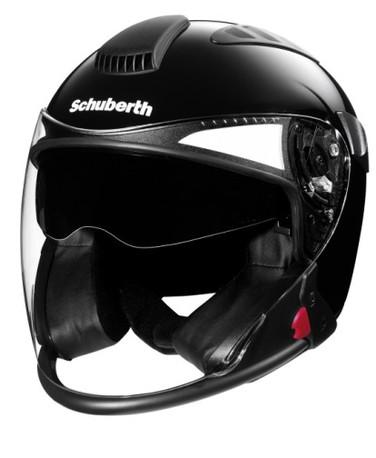 Schuberth J1 - kiiltävä musta