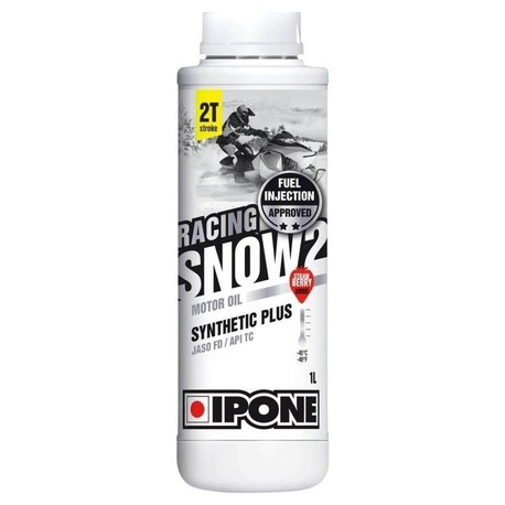 Ipone - Snow Racing 2T - 1 litra