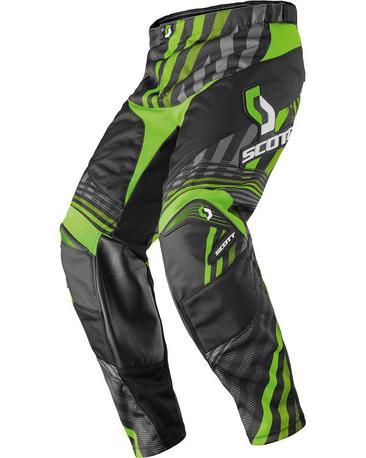"Scott - ""250"" ajohousut - Series green/black"