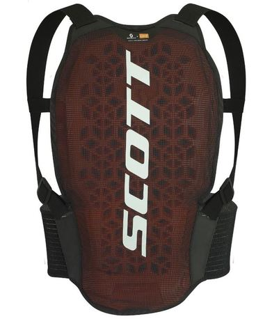 Scott - Airflex Pro Back Junior - selkäsuoja - musta
