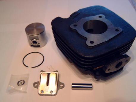 läppäsylinterisarja 50cc ( PV50 )