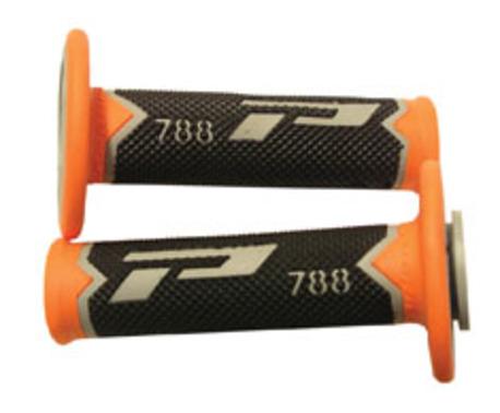 Pro Grip 788, oranssi/musta/harmaa