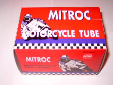 """12"""" * 4.50 sisäkumi Mitroc"""