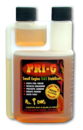 PRI-G stabilisaattori bensalle ( 240ml )