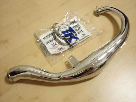 "pakoputki Turbo Kit ""GP-Look"" - Derbi Senda DRD"