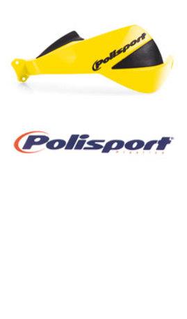 """käsisuojat Polisport """"Exura"""", keltainen"""