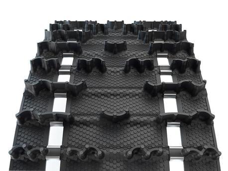 "telamatto Camoplast ""Cobra"" - 38 x 348cm - harja 34mm"