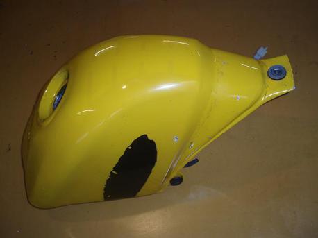 bensatankki + hana, Fude Fighter 125cc
