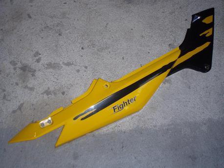 takasivukate oikea, Fude Fighter 125cc
