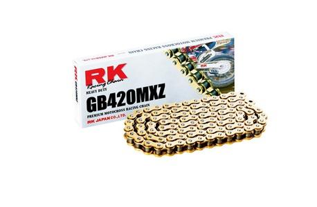 ketjut - RK GS420SB - 140 lenkkiä - kulta