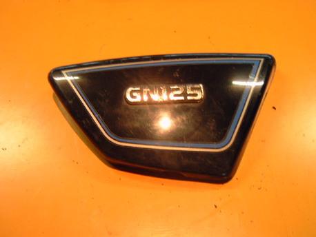 Suzuki GN125 ´00 sivukoppa