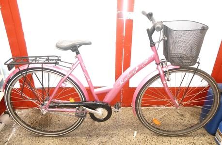 """Raleig Donna polkupyörä 28"""" - ( 3 vaihteinen ) pinkki"""