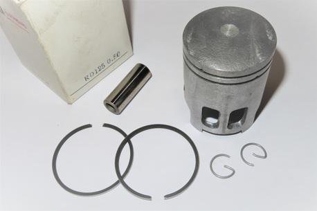 mäntäsarja - Yamaha RD125 ( + 0.50mm ) 43.50mm
