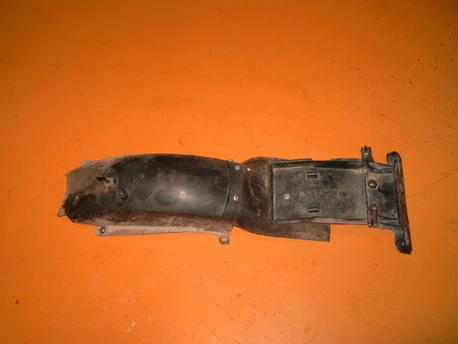 TZR125 ´90, takasisälokari