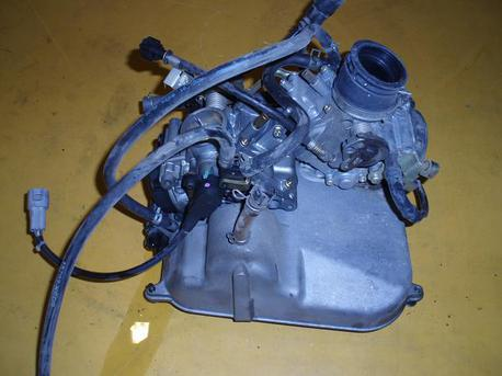 kaasuttimet, Kymco Venox 250cc