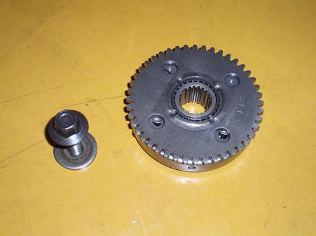 moottorin ratas, Kymco Venox 250cc