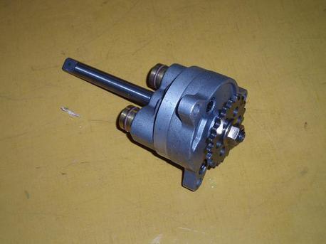 öljypumppu, Kymco Venox 250cc