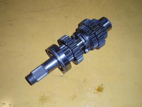 kytkinaksila + vaihderattat, Kymco Venox 250cc