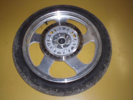 etuvanne + jarrulevy - Regal Raptor 250cc