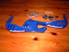 käsisuojat Polisport, Integral, sininen 18mm