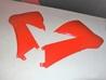 ilmanohjaimet KTM SX85 ´04-06 ( oranssit )