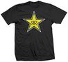 "Rockstars T-paita ""Star"" musta - M"