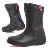 Sweep - Diamanda WP - naisten ajokengät - musta/pinkki