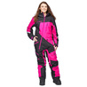 Sweep - Snow Queen 2 - Naisten haalari - black/pink