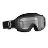 Scott - Goggle MX Hustle X MX ( black/grey )