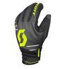 Scott - 350 Insulated glove - käsine - musta/vihreä