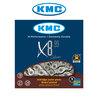 ketju - KMC X8 9.9 1/2x3/32 - 116L ( 24 vaihteisiin )