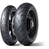 "Dunlop Qualifier II - 180/55-ZR17"" 73W TL ( rear )"
