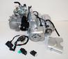 moottori - Lifan 107cc ( automaatti, sähköstartilla )