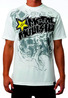 Metal Mulisha - Rockstar-Incarnate T-Shirt white - M