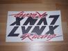 tarrat - Lynx Racing ( musta/punainen )
