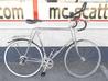"""Tunturi Professional 28"""" polkupyörä - hopea ( 12-vaihteinen )"""