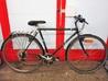 """Nopsa Terrana 28"""" polkupyörä - musta ( 18-vaihteinen )"""