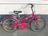 """Fleur 20"""" polkupyörä - pinkki ( 1-vaihteinen )"""
