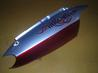 takasivukate puna/hopea, Yiying MTX-1 ( 2-tahti )